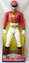 Power Rangers Megaforce - Jakks Pacific - Ranger Rouge Géant (79cm env.)