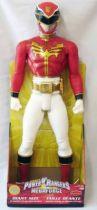 Power Rangers Megaforce - Jakks Pacific - Ranger Rouge Géant (79cm env.)