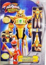 Power Rangers Operation Overdrive - Transforming Sentinel Zord