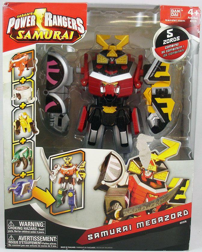 Power Rangers Samurai - Samurai Megazord