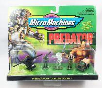 Predator - MicroMachines (Galoob) - Collection 1