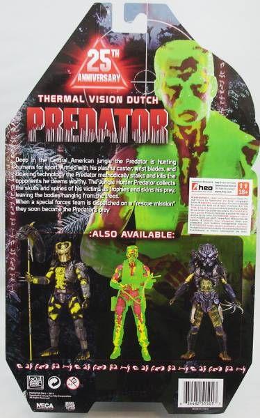 Predator - Neca Series 11 - Thermal Vision Dutch