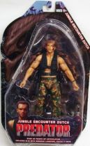 Predator - Neca Series 9 - Jungle Encounter Dutch