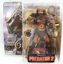 Predator 2 - McFarlane Toys Movie Maniacs 6 - Predator 2 01