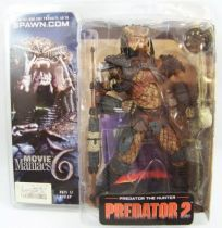 Predator 2 - McFarlane Toys Movie Maniacs 6 - Predator the Hunter 01
