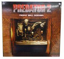 Predator 2 - Neca - Trophy Wall Diorama