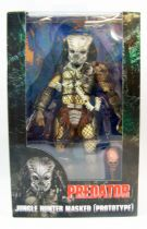 Predator 30th Anniversary - Neca - Jungle Hunter Masked (Prototype)