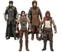 Prince of Persia (Sands of Time) - 4inches Action Figures series - McFarlane Toys