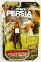 Prince of Persia (Sands of Time) - 4inches Desert Prince Dastan - McFarlane Toys