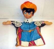 Princess Knight - Hand Puppet - Cesar 1976