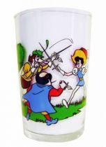 Princess Knight - Mustard Glass - Princess Knight
