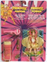 Princess of Power - Bubble Power She-Ra (Europe card)