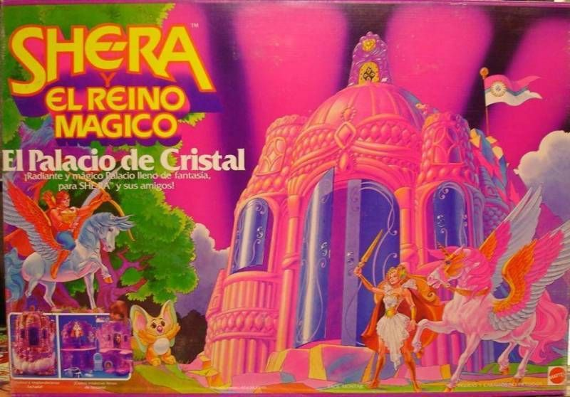 Princess of Power - Crystal Castle (Spain box)