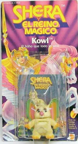 Princess of Power - Kowl (Spain card)