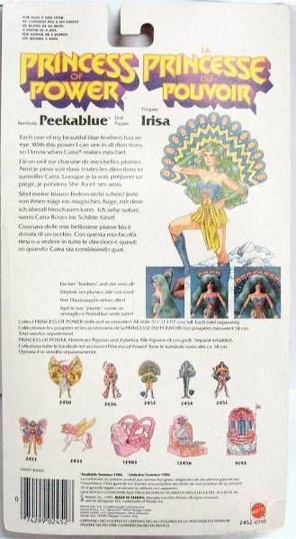 Princess of Power - Peekablue (Europe card)