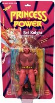 Princess of Power - Red Knight / Le Chevalier Rouge (carte USA) - Barbarossa Art