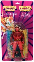 Princess of Power - Red Knight (Europe card) - Barbarossa Art