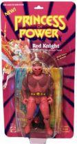 Princess of Power - Red Knight (USA card) - Barbarossa Art