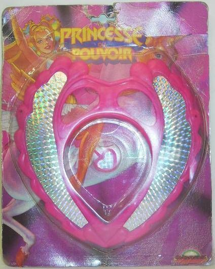 Princess of Power - She-Ra\\\'s mask - kid-size accessory - Delavennat