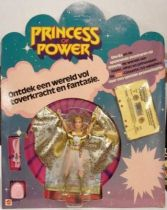 Princess of Power - Starburst She-Ra (with audio tape) (Dutch card)