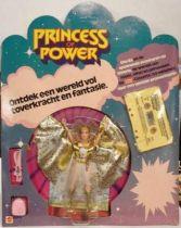 Princess of Power - Starburst She-Ra (with audio tape) (Dutch card)