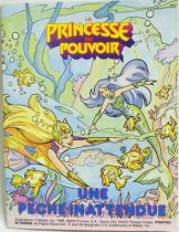 Princess of Power Mini-comic - A Fishy Business! (english-french)