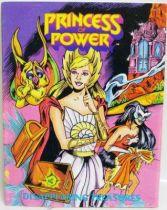 Princess of Power Mini-comic - Disappearing Treasures (english-french)