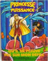 Princess of Power Mini-comic - Don\'t Rain on my Parade (english-french-german-italian)