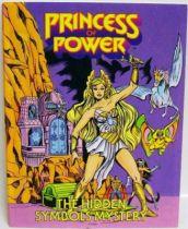 Princess of Power Mini-comic - The Hidden Symbols Mystery (english-french)