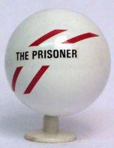 Prisoner\'s plastic ball with small logotype
