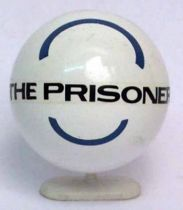 Prisoner\'s plastic ball with small logotype
