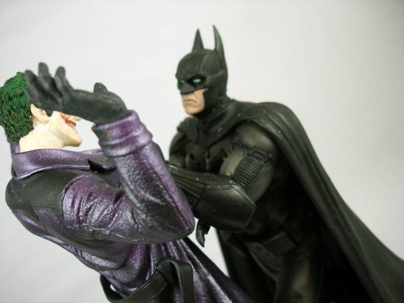 Purearts batman arkham origins statue pvc 30cm batman et le purearts batman arkham origins statue pvc 30cm batman et le joker voltagebd Gallery