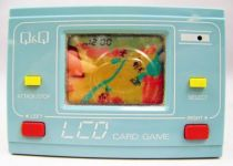 Q&Q - Handheld Game - Cave Man 01