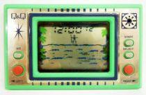 Q&Q - Handheld Game - Fisherman