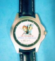 Quartz watch - Spirou and Fantasio\'s Cars
