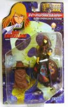 Queen Emeraldas - Action Figure Collection III : Young Queen Emeraldas & Toshiro - Jesnet