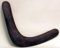 Rahan\'s boomerang - Pif Gadget