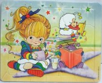 Rainbow Brite - Hallmark - jigsaw puzzle - \\\'\\\'Reading lessons\\\'\\\'