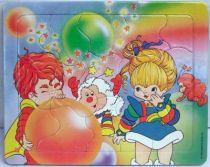Rainbow Brite - Hallmark - jigsaw puzzle - Blowing balloons\\\'\\\'