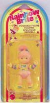 Rainbow Brite - Mattel - Baby Brite - Poseable figure
