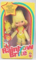 Rainbow Brite - Mattel - Canary Yellow & Spark Sprite