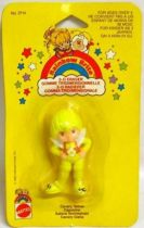 Rainbow Brite - Mattel - Canary Yellow 3-D Eraser