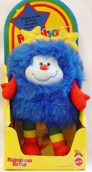 Rainbow Brite - Mattel - Champ Sprite