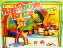 Rainbow Brite - Mattel - Color Cottage
