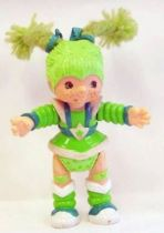 Rainbow Brite - Mattel - Patty O\\\'Green - Poseable figure (loose)