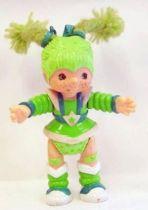 Rainbow Brite - Mattel - Patty O\\\'Green - Poseable figure (loose)
