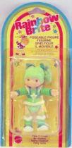 Rainbow Brite - Mattel - Patty O\\\'Green - Poseable figure