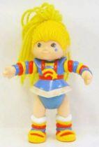 Rainbow Brite - Mattel - Rainbow Brite - Poseable figure (loose)