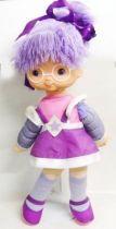 Rainbow Brite - Mattel - Shy Violet (Large size) (loose)