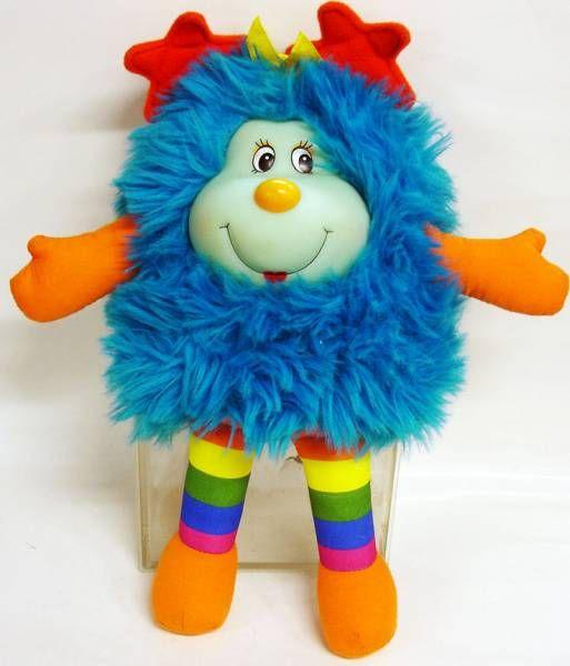 Rainbow Brite - Mattel - Spritzie Sprite (loose)